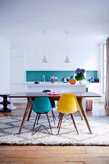 19 best cuisine images on Pinterest Kitchen ideas, Kitchen modern - peinture pour evier ceramique