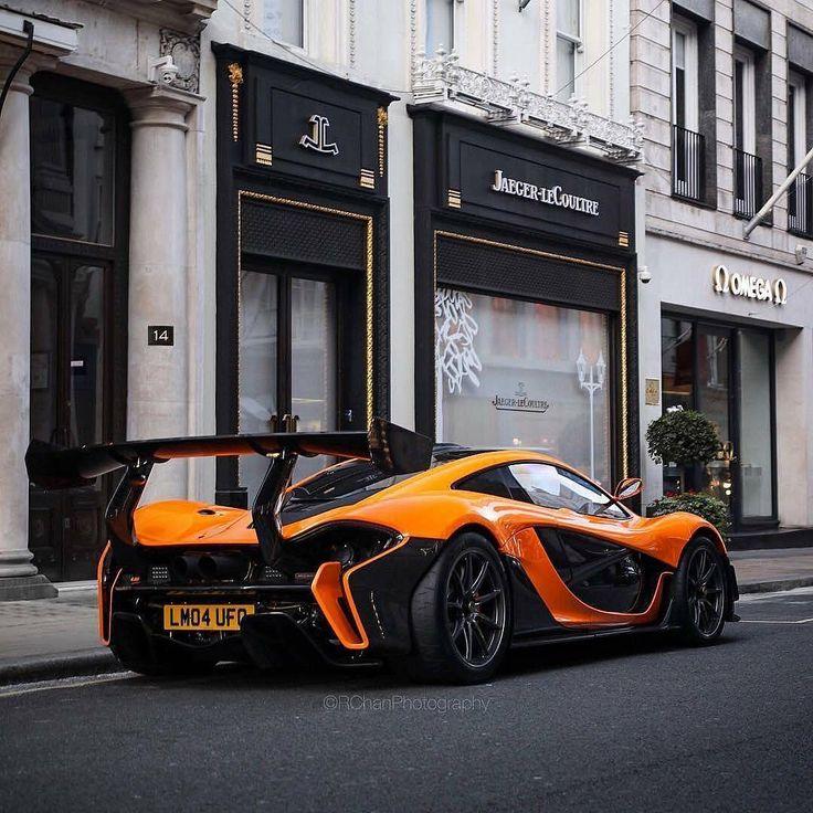 "Cars Daily! (@motorworld_247) en Instagram: ""McLaren UFO!   Photo by @rchanphotography   #motorworld_247 #mclaren #p1 #p1lm #ufo"""
