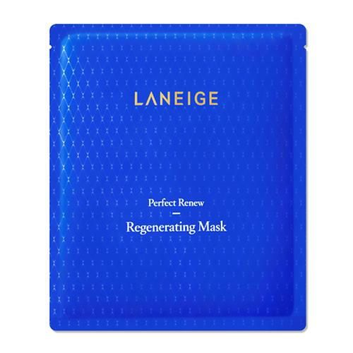 LANEIGE Perfect Renew Regenerating Mask 5Pcs - Strawberrycoco