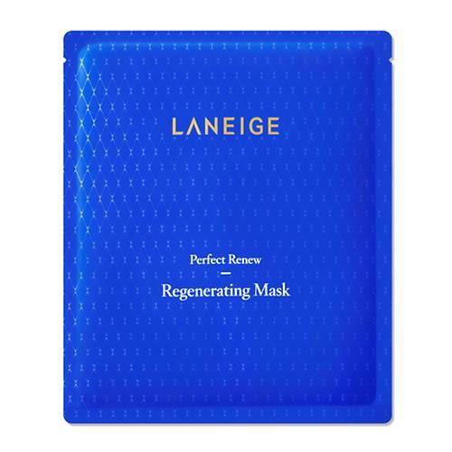 LANEIGE Perfect Renew Regenerating Mask 5Pcs - Strawberrycoco