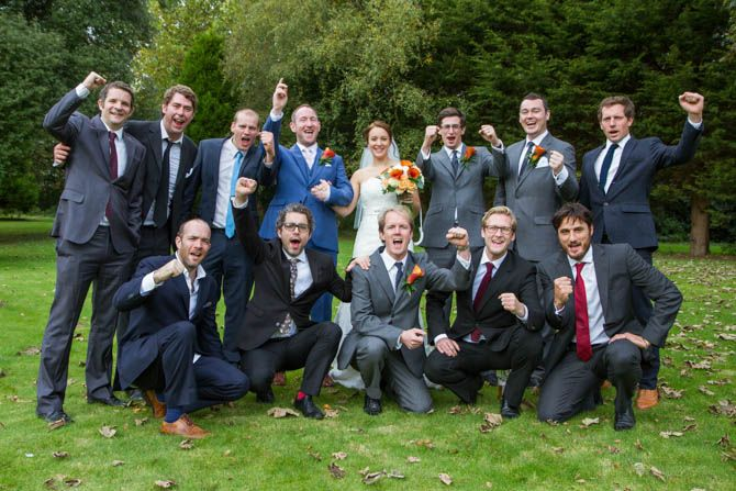 Woodhall Manor Suffolk Wedding Photography