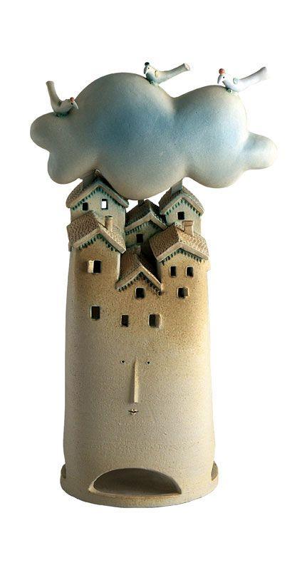 """""""Borgo nuvola"""" by La Bottega delle Stelle®"""