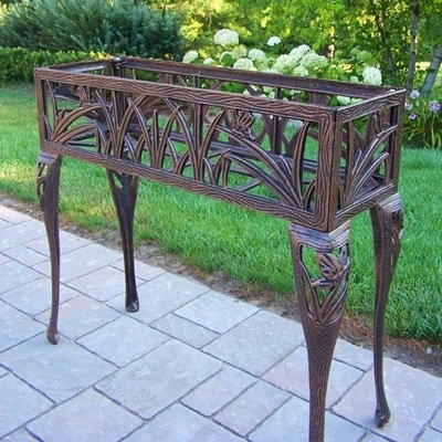 Butterfly Rectangular Plant Table Stand By Oakland Living, Http://www.amazon