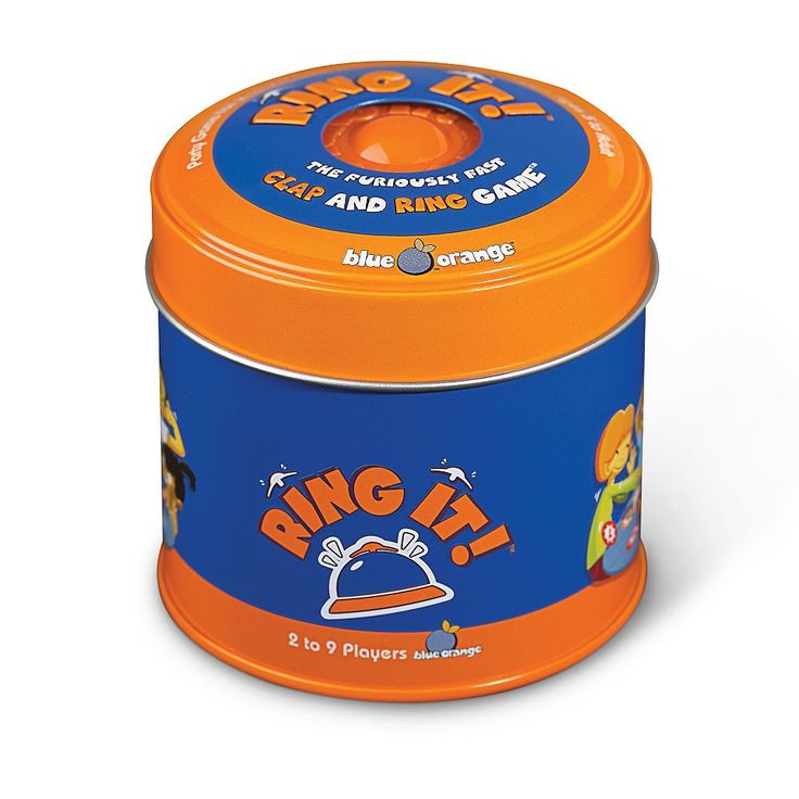 Ring it! Game by Blue Orange Games, Multicolor