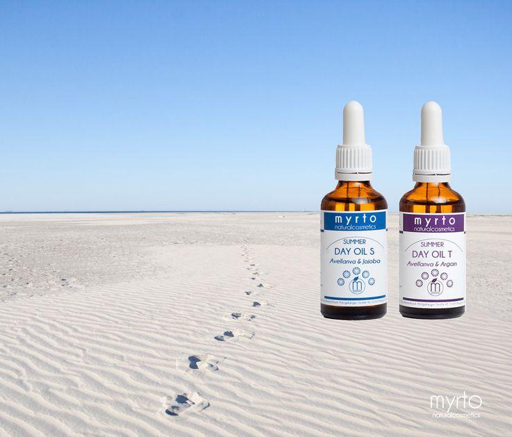 SPAworld loves: BIO SUMMER DAY OIL von myrto-naturalcosmetics mit natürlichem Sonnenschutz - SPAworld