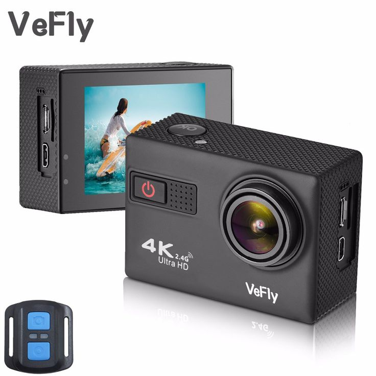 Buy online US $80.91  VeFly 4K Ultra HD sport action camera, the waterproof Wi-Fi go pro cam with Anti-Shake electronic GYRO wifi car video kamera   #VeFly #Ultra #sport #action #camera #waterproof #WiFi #AntiShake #electronic #GYRO #wifi #video #kamera  #BlackFriday