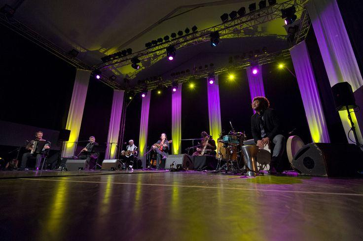 Titi Robin (Francja/Indie/Maroko/Turcja) 28.09.2012 Fot. A. Oleksiak