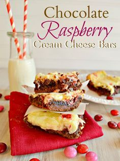 Chocolate Raspberry Dessert Recipe