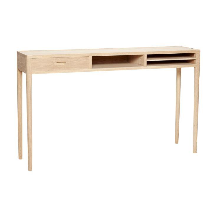 Konsolbord med rum Hübsch
