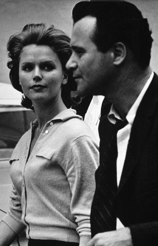 lee remick and jack lemmon • days of wine and roses