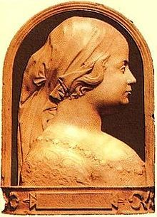 Beatrice of Naples (16 November 1457 – 23 September 1508) was the daughter of Ferdinand I of Naples and Isabella of Taranto. She was second queen consort to both Matthias Corvinus of Hungary and Vladislaus II of Bohemia and Hungary so she was Queen of Hungary and Bohemia.