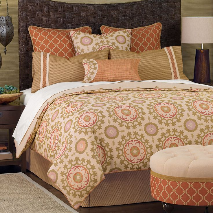 Eastern Accents Bukhara Bedding Collection Bukhara