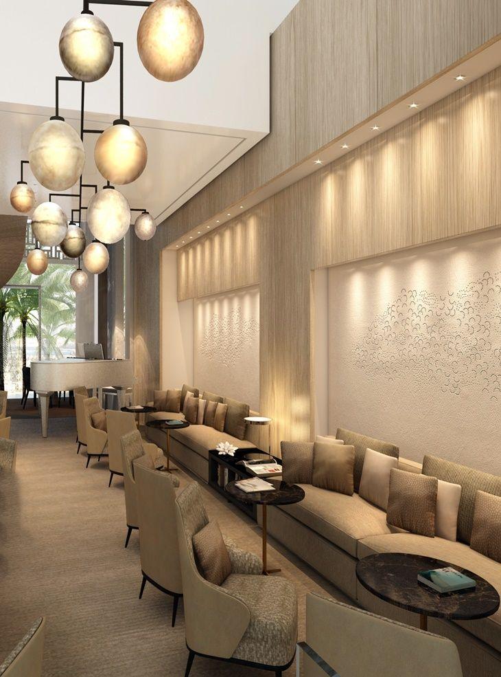 Royal Atlantis Dubai by Sybille de Margerie #Dubai #Hotel #Restaurante