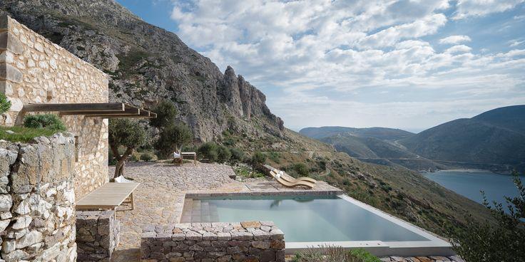Gallery - Tainaron Blue Retreat / Kostas Zouvelos + Kassiani Theodorakakou - 12