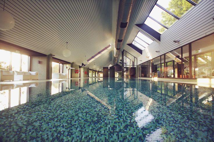 Poziom 511 Design Hotel & Spa, Podzamcze, Poland. Project by Grupa Plus Architekci. www.grupaplus.org #hotel #spa #contemporary #architecture #design #grupaplus