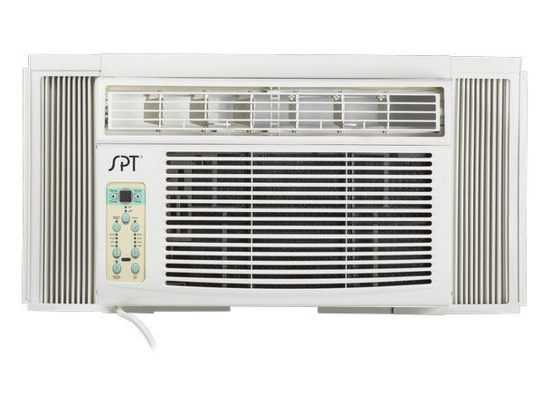 Want to get really frugal this summer? Skip the central air and only run a window air conditioner in rooms that need to be kept cool!