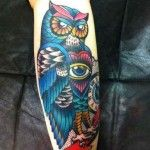 Forearm Tattoo for Girls (16)