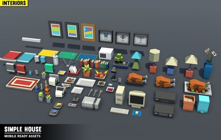 simple-house-interiors-cartoon-assets-3d-model-low-poly-prefab.png (1378×877)