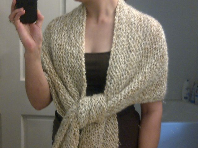 Took 2 Skeins Exactly Super Easy Great Project For