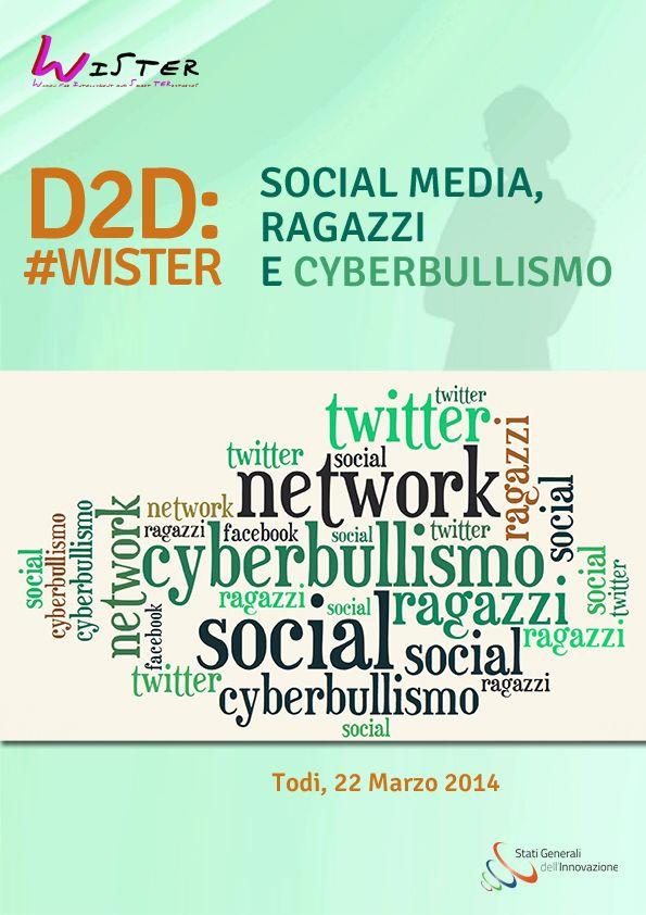 """L'ebook contenente gli abstract degli interventi della giornata formativa su """"Social media, ragazzi e cyberbullismo"""" realizzata da Wister-SGI sabato 22 marzo a Todi. http://www.wister.it/un-ebook-per-il-learning-meeting-di-todi/"""
