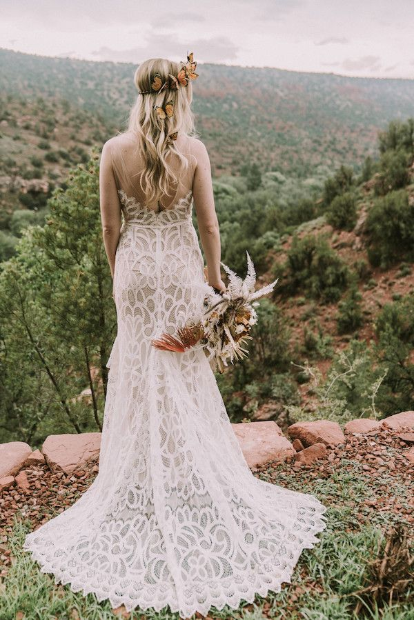 Beautifully Boho in Sedona Arizona with