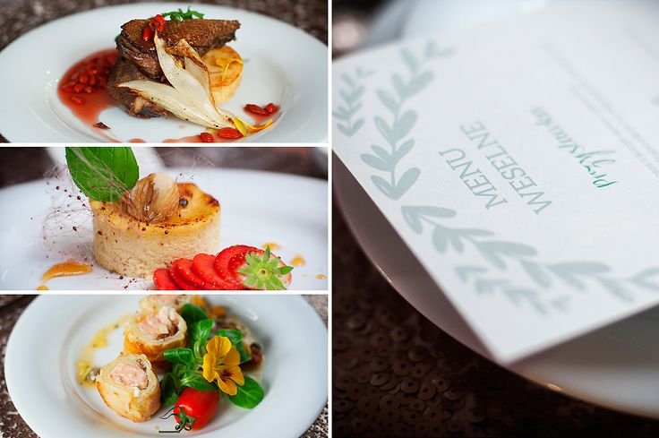 Menu and dishes prepared by Grono di Rucola (gronodirucola.pl) masterchief - Marcin Kowalski Photos by www.subobiektywna and www.wedding-movies.pl   #gronodirucola #weddingmenu #autumnweddinginspirations #autumnintuscany #bemyvalentinepl #weddingalchemybyvalentina
