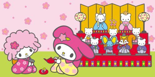 Sanrio: My Melody & My Sweet Piano:)