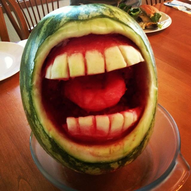 Best images about carving watermelon fruit veggie