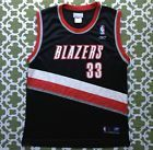 For Sale - Reebok Portland Trail Blazers Shareef Abdur Rahim NBA Basketball Jersey Youth L