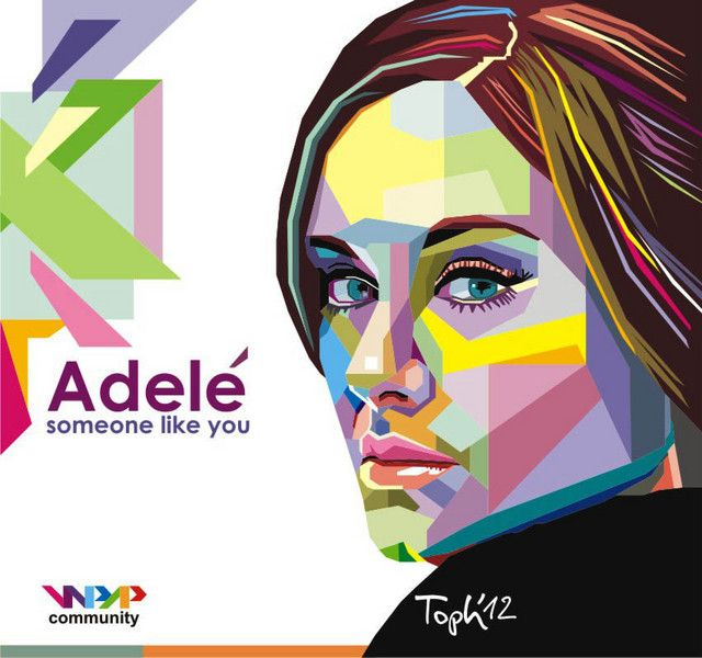 Adele - Someone Like You  by Toph in WPAP funatic