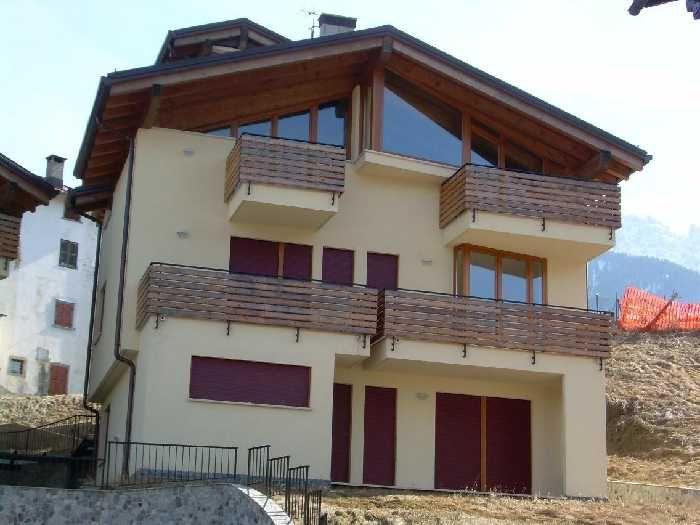 Appartamento LORENZAGO DI CADORE 80 m2 | Locali 4 | Camere 2 | Bagni 1