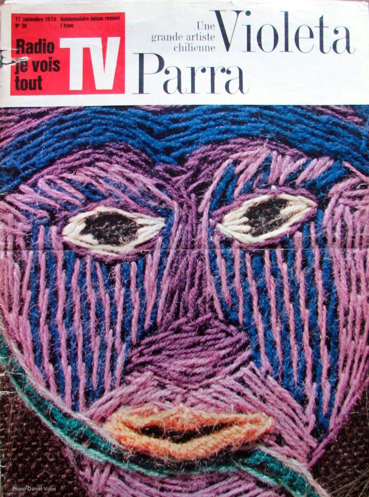 Detail Violeta Parra