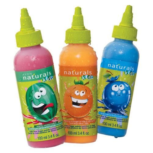 Bath Paint for the kids bathtime! How awesome is this?!? Shop online at www.youravon.com/ashleygriffiths