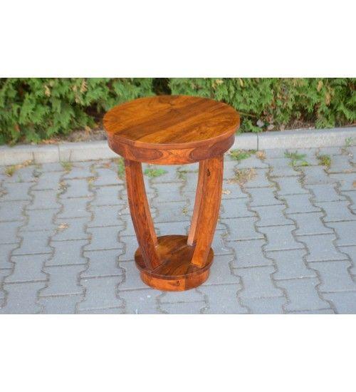 indyjski drewniany stolik - IMSTOL.Ł26 - kup nowoczesne meble w Indian Meble  http://www.indianmeble.pl/indyjski-drewniany-stolik-IMSTOL-L26