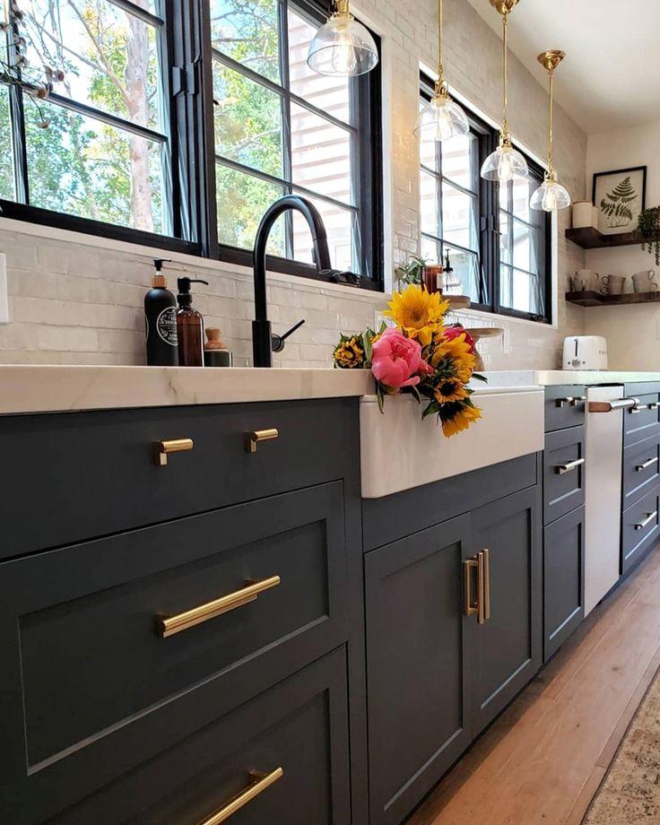 amazing galley kitchen in dark night sky shaker kitchen remodel small kitchen remodel cost on i kitchen remodel id=54040