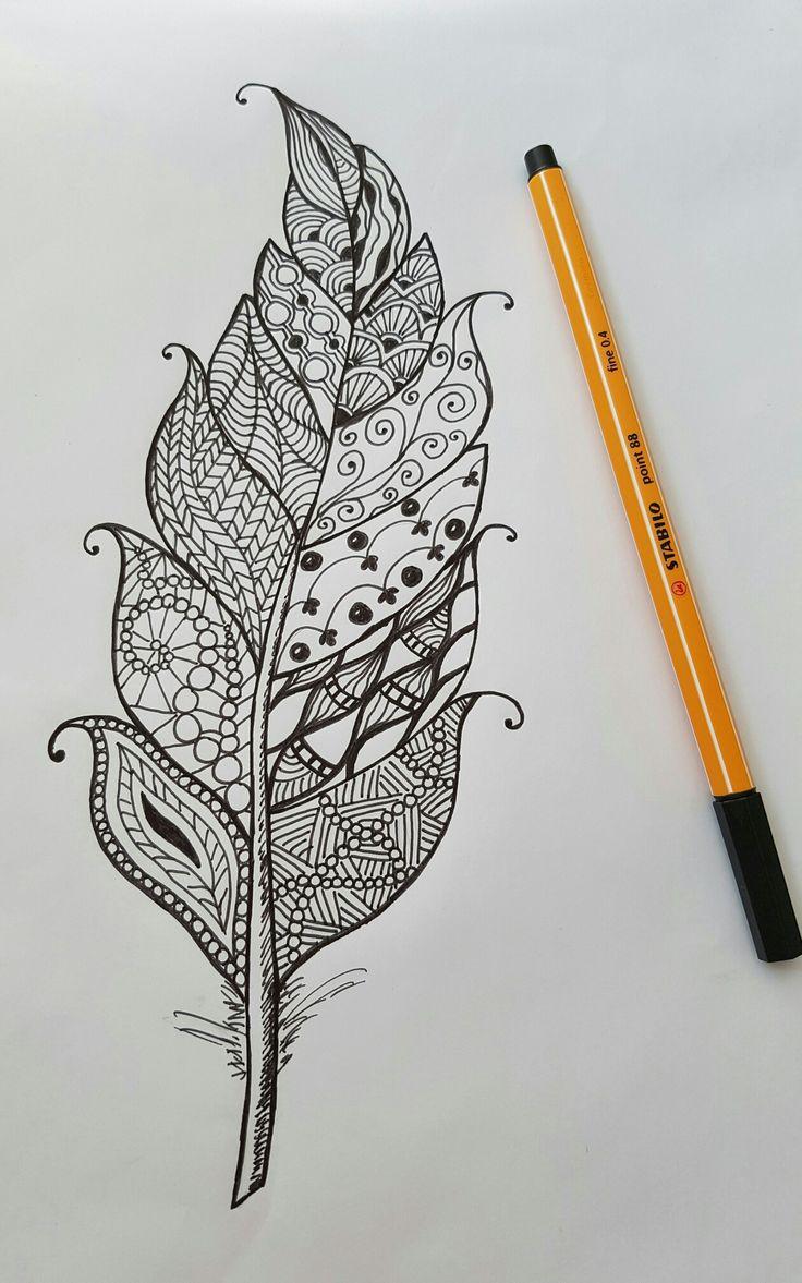 #дудлинг #зентагл #doodling #zentangle
