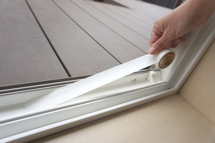大嫌いな窓のサッシ掃除を 無くしちゃう ズボラ術 窓 サッシ 掃除 サッシ インテリア 収納