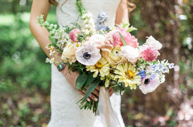 Anémonas: flores en tendencia para tu ramo de novia Image: 6