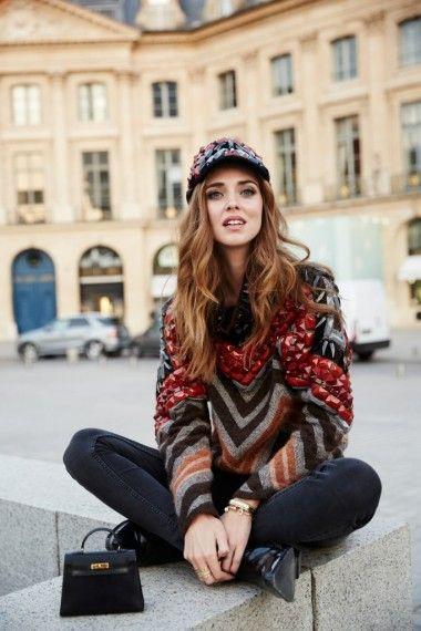 De blogger a influencer y de ésto último a it girl y empresaria de éxito, además de imagen de firmas como Pronovias, Amazon y Pantene. Chiara Ferragni...