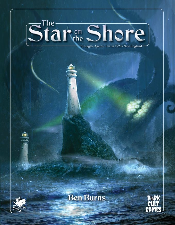 The Star on the Shore - A Call of Cthulhu RPG Module by Dark Cult Games — Kickstarter