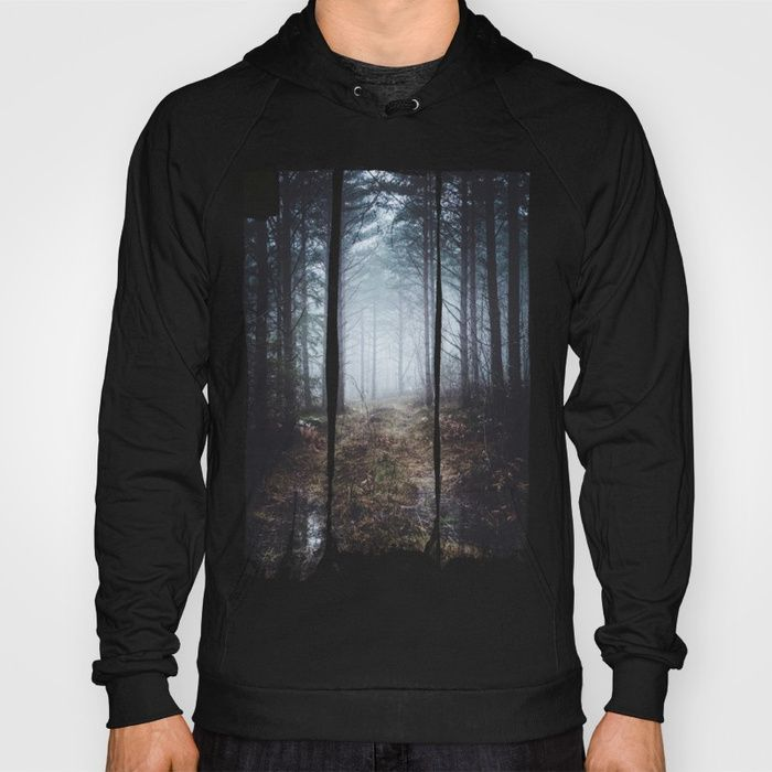 No more roads Hoody by HappyMelvin. #forests #nature #photo #fashion #hoodie