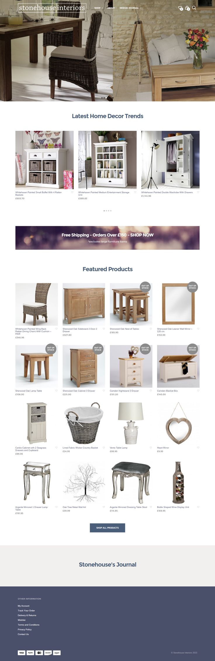 stonehouseinteriors.uk, beautiful #homefurniture shop built with Mr Tailor WordPress theme #eCommerce #mrtailor #wordpress #webdesign #interiordesign #homeinterior http://themeforest.net/item/mr-tailor-responsive-woocommerce-theme/7292110?&utm_source=pinterest.com&utm_medium=social&utm_content=stonehouse-interiors&utm_campaign=showcase
