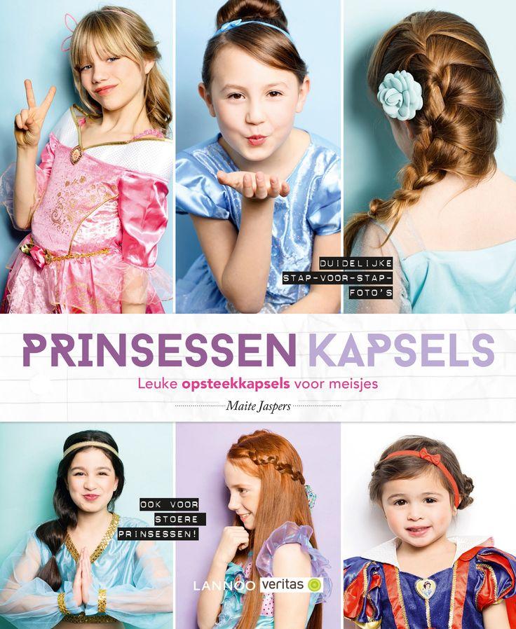 Prinsessenkapsels   Uitgeverij Lannoo