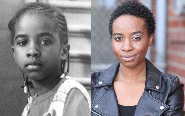 Zelda Harris Grown Up ...