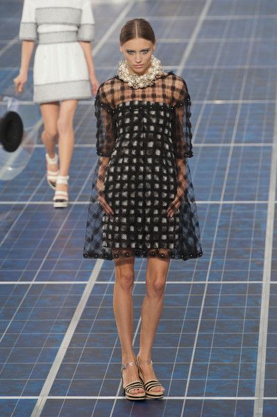 Chanel at Paris Fashion Week Spring 2013 - StyleBistro