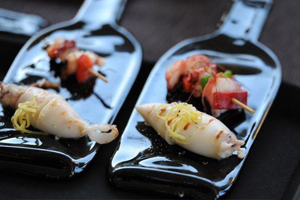 Un menù del giorno pensato con le verdure del nostro bioorto e il freschissimo pesce locale del nostro amato Cilento.