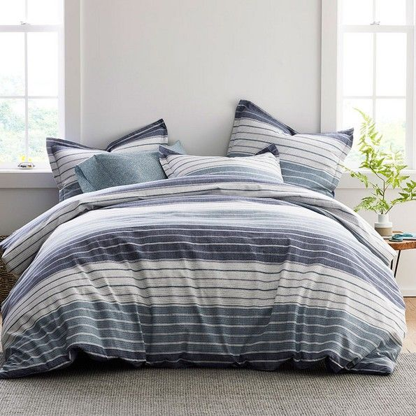 Blue Decor How To Decorate With Blue Design Tips Blue Accents In 2021 Full Duvet Cover Duvet Covers Duvet Covers Twin