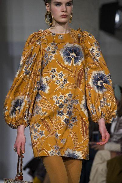 Ulla Johnson at New York Fashion Week Fall 2019