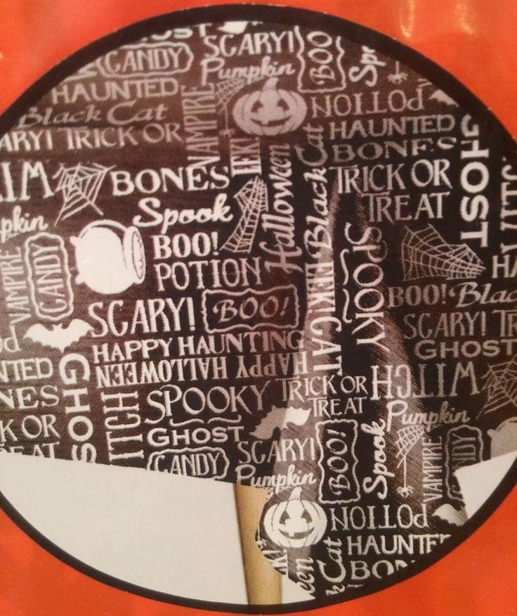 Halloween Tablecloth 52 X 70 Rectangle Holiday Picnic BBQ Party Vinyl New