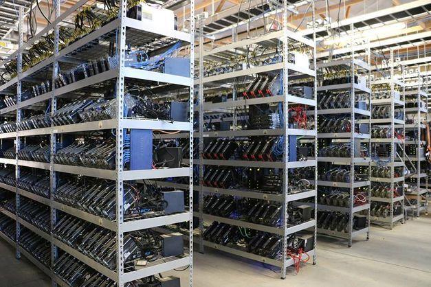 Giga Watt Blockchain Mining Facility Washington What Is Bitcoin Mining Bitcoin Mining Bitcoin Mining Rigs